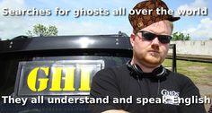 Ghost Hunters' logic