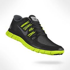Nike Free 5.0 Shield iD Running Shoe . . LOVE these ones!