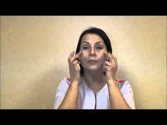 Десятое занятие тренинга Гимнастика для лица с Маргаритой Левченко