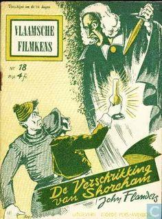 Boeken - Kremer, Jean Raymond de - De verschrikking van Shorcham