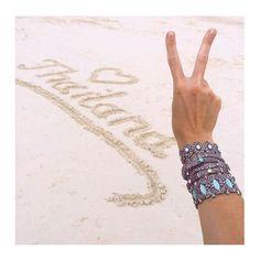 nossas lindezas espalhadas pelo mundo!  www.milacoelho.com.br  #thailand #milacoelhopelomundo #Tailândia #travel #pulseirismo #fashion #fashionjewelry #trend #moda #bijoux #floripa #milacoelho #acessórios 