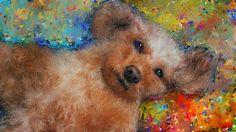 PCペイントで絵を描きました! Art picture by Seizi.N:   愛犬ティアモの絵を描きました、親(犬)バカでしょうか可愛いです。  Umberto Tozzi & Lena Ka - Ti Amo.wmv http://youtu.be/IAw7BZHKqLk