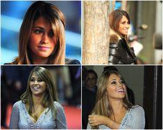 Antonella Roccuzzo Lange Frisuren