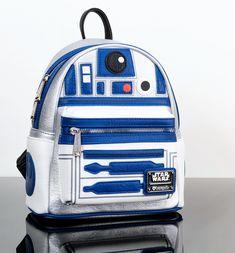 Loungefly Star Wars Mini Backpack - Star Wars Shoes - Ideas of Star Wars Shoes - Loungefly x Star Wars Mini Backpack Disney Handbags, Disney Purse, Purses And Handbags, Star Wars Backpack, Backpack Bags, Mochila Star Wars, Izuku Midoriya Cosplay, Star Wars Shoes, Cute Mini Backpacks