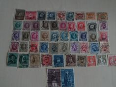 Old Stamps Belgium 51 pcs .Start Price 0.99