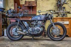 Generation Bobber: Kott Charcoal/Brown 750