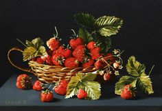 Boris Leifer. Strawberries. 2009