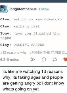 brightentheblue-follow-clay-making-my-way-downtown-clay-walking-fast-18492177.png (500×698)