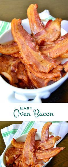 Oven bacon is by far the quickest, cleanest, and easiest way to cook bacon for a crowd. Once you try it, it's hard to go back to using a skillet on the stovetop.