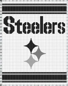 CROCHET PATTERN for making a Steelers Afghan Please read | Etsy