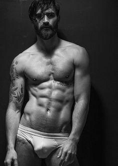 Follow Hunk'o'pedia for more hot guys! | Follow my personal blog!