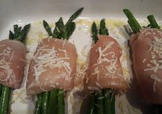 Chicken wrapped asparagus Recipe -  Very Delicious. You must try this recipe!