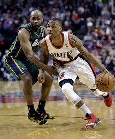 Damian Lillard Unanimous Choice For 2013 NBA ROY