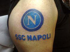 Scc Napoli Tattoo #tattoo #napoli