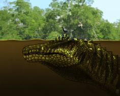 spinosaurus wallpaper - Google Search