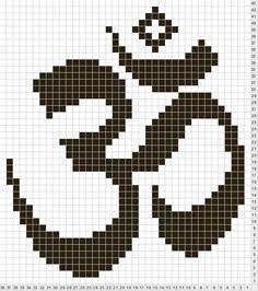 Resultado de imagen de grafico crochet silaba OM