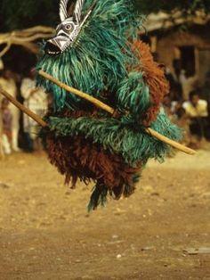 BOBO Mask Dancer