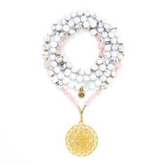 Frauen Männer Matte Amazonite Stein Lotus Buddha Yoga Armbänder Chakra Perlen—YJ
