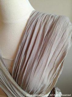 rey costume wrap