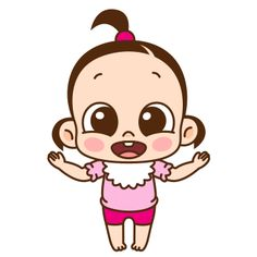 한시간컴(주) - 포트폴리오 Cartoon Gifs, Cartoon Art, Cartoon Characters, Mobile Stickers, Cute Stickers, Cute Kids Pics, Cute Photos, Excited Gif, Gif Lindos