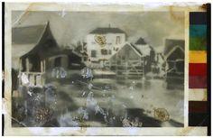 Demiak: Zeeland, 1953. 16 x 25 cm. Oil & lacquer on MDF, 2012