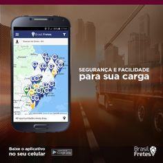 Encontre boas oportunidades de negócios para sua frota! #brasilfretes #caminhão #frete #carga #caminhoneiro