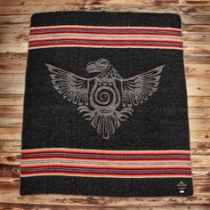 Pike Brothers Wool Blanket