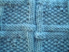 Intertwined Texture ... STITCHES: knit, purl ... PATTERN: 18 rows ... STITCH NUMBER: multiple of 15 + 2 ... DIFFICULTY: intermediate
