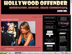 Produced Scott Free Fashion Show with Carmen Electra Hosting
