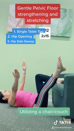 Hello Pilates lovers Pilates Physical Therapy utilizing a couch to effectively strengthen your pelvic floor safely. You can watch it click the link below for more info regarding Evidence Based At Home Therapy Method without back pain #yoga #uyogaflow #backpainrelief #backpaintreatment #yogaposes #pelvic #coreexercises #corepilates #pelvicfloorexercises Fitness Workouts, Fitness Workout For Women, Yoga Fitness, Pilates Training, Pilates Workout, Postnatal Workout, Floor Workouts, Easy Workouts, At Home Workouts