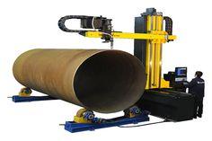 CNC Pipe Cutting Machine ... www.ajancnc.com