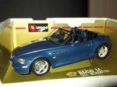 BMW  ROADSTER  1996  BURAGO    échelle  1:18 bon  état  ( manque interieur de porte coté passager) dans  boite  d'origine ( boite  abîmée )  http://www.ebay.fr/itm/BMW-ROADSTER-1996-BURAGO-1-18-/271806936629?roken=cUgayN via @eBay_France
