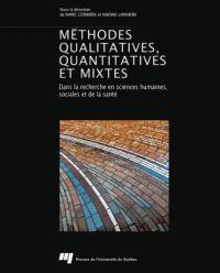 Marc Corbière et Nadine Larivière - Méthodes qualitatives, quantitatives et…
