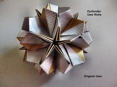 Origami, Fleurogami und Sterne: Outlander