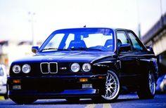BMW E30 M3 Schwarz...I miss mine !!!