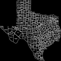 Because Im Always Wondering Where The Counties In Texas Are When Bad Weather Is