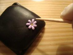 Polymer clay - tutorial filigree - #Polymer #Clay #Tutorials