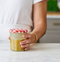 The Only Five Salad Dressings You Need   A Cup of Jo Salad Dressing Recipes, Salad Dressings, Salad Recipes, Roasted Beets, Fresh Lime Juice, Soup And Salad, Food To Make, Food Processor Recipes, Delish