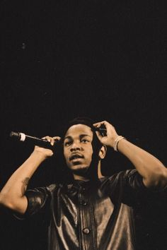 Kendrick Lamar <3 I already went to his concert now I just need a picture. The sound of his voice is so soothing !