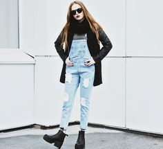Sheinside Coat, Yoins Jumpsuit