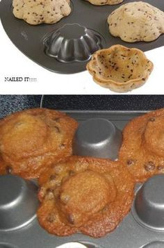 nailed it. @Sara Paige Goodwin reminds me of our baking days... hahaha