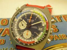 Wakmann Multi-calendar chronograph