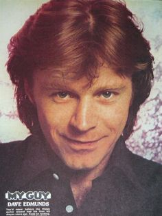 Dave Edmunds, Old Music, Rock And Roll, Magazine, Boys, Baby Boys, Rock Roll, Rock N Roll, Magazines