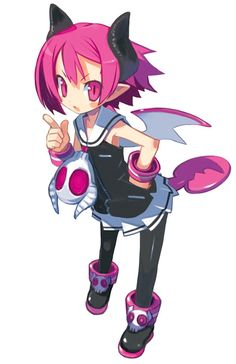 Raspberyl from Disgaea 3: Absence of Justice