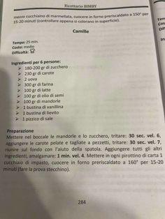 Camille Old Italian Recipes, Italian Desserts, Chef Recipes, Dairy Free Recipes, Dessert Recipes, Sweets Cake, Cupcake Cakes, Biscotti, Quiches