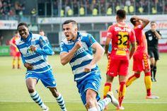 PEC Zwolle in derby te sterk voor Go Ahead