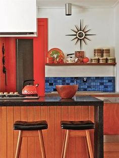 Mid-century in Melbourne. See more of Darren's house, click on the pic.