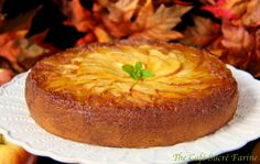 The Café Sucré Farine: French Apple Cake - A Great Recipe, A Give-Away & A Guessing Game