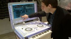 DSC DJ Sound Control: A Seriously Pimped-Out PC
