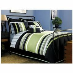 teen boy bedding | The Nautica Lakeview Comforter is made from 100% cotton and filled ...love the look but it's discontinued